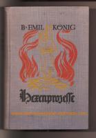 B. Emil König - Hexenprozesse - Erstausgabe