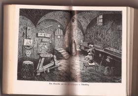 Foto 2 B. Emil König - Hexenprozesse - Erstausgabe