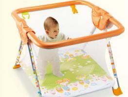 Foto 2 Baby Laufgitter Laufstall neu klappbar Pali Americano Trottolino
