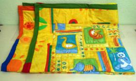 Baby Patchworkdecke (9001)