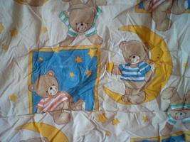 Foto 2 Baby Steppdecke   #baby #bettdecke #bunt