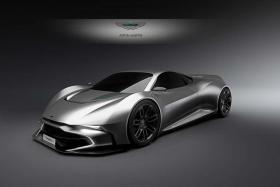 Baby-Vulcan mit V8-Power - Aston Martin RR von Adrien Fuinel jetzt erleben!