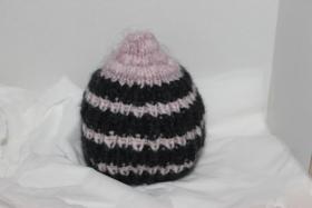 Foto 15 Babymützen in Wolle und Baumwolle handgearbeitet