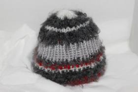 Foto 17 Babymützen in Wolle und Baumwolle handgearbeitet