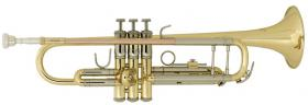 Bach B - Trompete, Neues Modell, Inkl. Koffer, Neuware zum Sonderpreis
