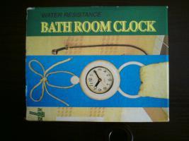 Bad Room Clock-Badezimmeruhr mit Handtuchhalter in Meißen (Analog ...