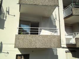Foto 2 Baden Baden Wohnungstausch 1 Zimmer 34 qm Küche Bad Balkon Stellplatz
