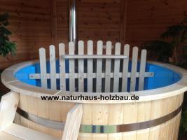 Foto 17 Badezuber, Badefass, Hottub, Hot Tub, Heizbadefass, Badefässer, Heizbadefässer, ..