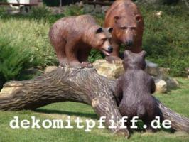 #Bären, Bärenfamilie, 285cm  Artikel-Nr.: 467