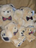 Foto 2 Bärenfamilie 4tlg.