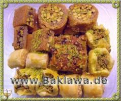 Foto 3 Baklava arabic Baklawa Gebäck
