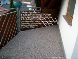 Foto 2 Balkonabdichtung, Terrassenabdichtung  in Freudenstadt, Nagold, Horb vom Profi Fautz Beschichtungen GmbH,  mehr Info auf unserer Webseite.