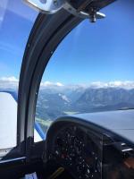 Foto 10 Banner-Flugwerbung: die effektiven himmlischen Grüße aus dem Bodenseeraum und auch deutschlandweit