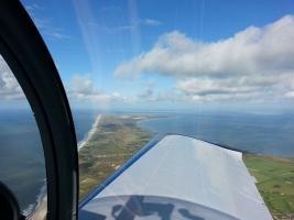 Foto 12 Banner-Flugwerbung: die effektiven himmlischen Grüße aus dem Bodenseeraum und auch deutschlandweit
