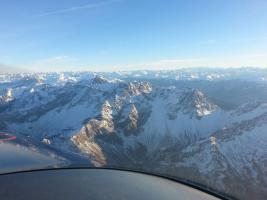 Foto 4 Bannerflugwerbung im Bodenseeraum