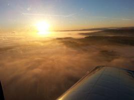 Foto 12 Bannerflugwerbung im Bodenseeraum