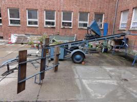 Foto 3 Bauaufzug / Dachdeckeraufzug von Böcker