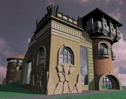 Foto 3 Bauen wir Märchenschloss in Villa Inbegriffen