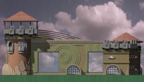 Foto 4 Bauen wir Märchenschloss in Villa Inbegriffen