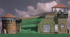 Foto 2 Bauen wir Märchenschloss in Villa Inbegriffen