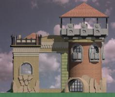 Foto 6 Bauen wir Märchenschloss in Villa Inbegriffen
