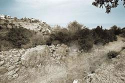 Baugrundstueck auf Methana/Griechenland