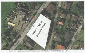 Bauplatz für Bauträger mit 16 Wohnungen auch für Privatpersonen in Bad Wildbad