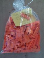 Foto 2 Bausteine verschiedene Farben, lego kompartibel