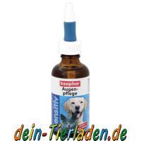 Foto 2 Beaphar Augen- & Ohrenpflege Fingerling Hund, 2 Stück