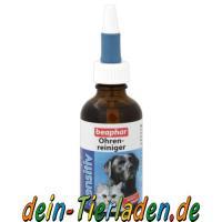Foto 3 Beaphar Augen- & Ohrenpflege Fingerling Hund, 2 Stück
