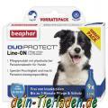 Beaphar DUOPROTECT® Line-ON für Hunde von 15-30kg, 9x3ml