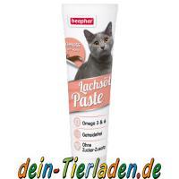 Beaphar Lachsöl Paste Katze, 100g