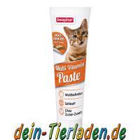 Foto 5 Beaphar Lachsöl Paste Katze, 100g
