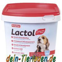 Foto 3 Beaphar Lactol Aufzucht Milch Hund, 500g