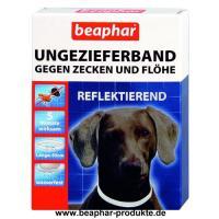 Beaphar Reflektierendes Ungezieferband Hund, 65cm