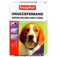 Foto 2 Beaphar Reflektierendes Ungezieferband Hund, 65cm