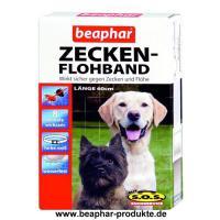 Foto 4 Beaphar Reflektierendes Ungezieferband Hund, 65cm