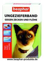 Foto 3 Beaphar Reflektierendes Ungezieferband Katze, 35cm