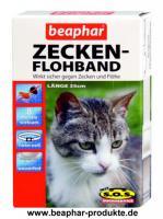 Foto 4 Beaphar Reflektierendes Ungezieferband Katze, 35cm