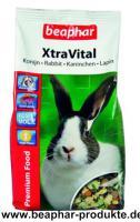 Beaphar XtraVital Kaninchen Futter, 2,5kg