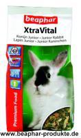 Foto 2 Beaphar XtraVital Kaninchen Futter, 2,5kg
