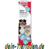 Beaphar Zahn-Pflege-Set Katze