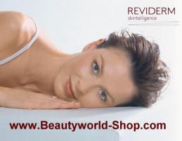 Beautyworld-Shop.com Kosmetik online von Reviderm, cellucur, QMS, vitacontrol