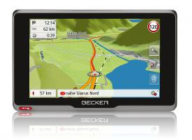 Becker active.7sl EU Navigationsgerät – Wallamtax.de