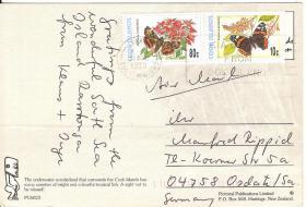 Foto 5 Bedarfspost (gelaufene Briefe & Karten) zu verkaufen