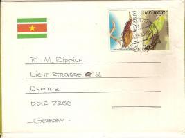 Foto 7 Bedarfspost (gelaufene Briefe & Karten) zu verkaufen