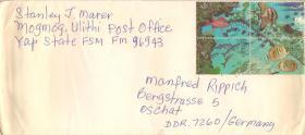 Foto 10 Bedarfspost (gelaufene Briefe & Karten) zu verkaufen