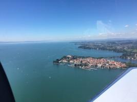 Foto 8 Beeindruckende Ausblicke von ''Oben'' auf den gesamten Bodenseeraum mit unseren phantastischen Rundflügen