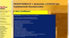 Foto 5 Begriffe Kaeltetechnik + Klimatechnik uebersetzen: deutsch-englisch-franzoesisch Woerterbuch