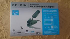 Belkin kabelloser USB Adapter